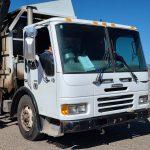 NCSWA garbage truck